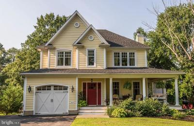 Delaware County Single Family Home Under Contract: Lot 2 Michigan Ave