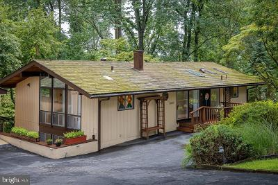 Newtown Square Single Family Home For Sale: 48 Llangollen Lane
