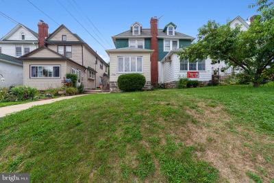 Lansdowne Single Family Home For Sale: 706 W Cobbs Creek Parkway
