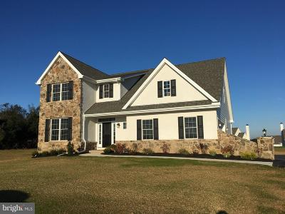 Delaware County Single Family Home For Sale: Lot 3 A Greenbriar Reserve Road