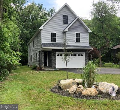 Delaware County Single Family Home For Sale: 3530 Garnet Mine Road