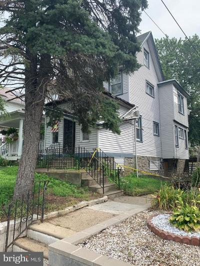 Lansdowne Single Family Home For Sale: 1011 Yeadon Avenue