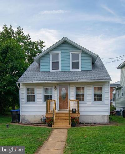 Single Family Home For Sale: 1326 McCay Avenue