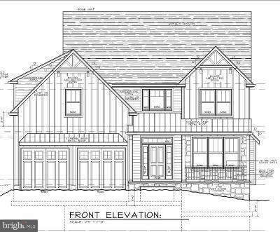 Delaware County Single Family Home For Sale: Lot 1 N Jackson Street