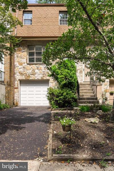 Ridley Park Townhouse For Sale: 351 Hillside Road