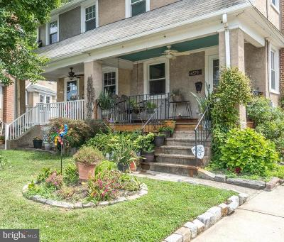 Ardmore Single Family Home For Sale: 2737 Oakford Road