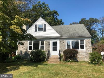 Wayne Single Family Home For Sale: 332 Rockland Road