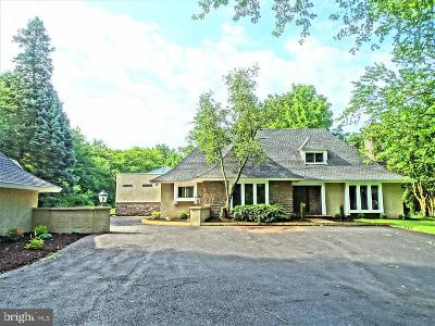 Delaware County Single Family Home For Sale: 304 E Rose Valley Road
