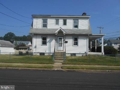 Ridley Park Single Family Home For Sale: 300 Hinkson Boulevard