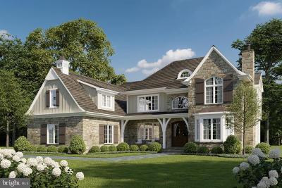 Delaware County Single Family Home For Sale: Dovecote Lane
