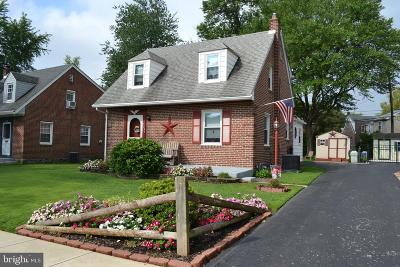 Ridley Park Single Family Home For Sale: 724 Stockton Circle