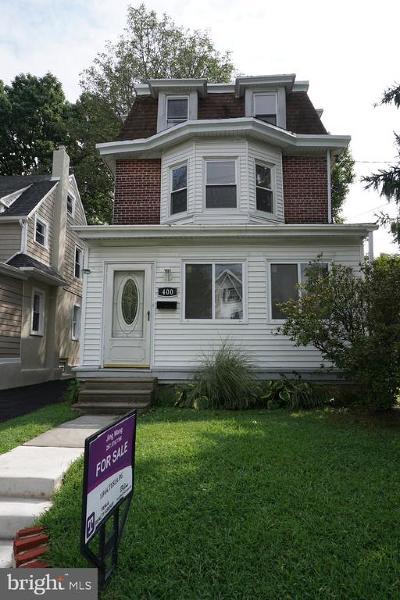 Delaware County Single Family Home For Sale: 400 E Jefferson Street