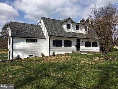 Delaware County Single Family Home For Sale: 500 N Providence Road