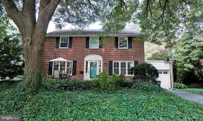 Wynnewood Single Family Home Under Contract: 807 Powder Mill Lane