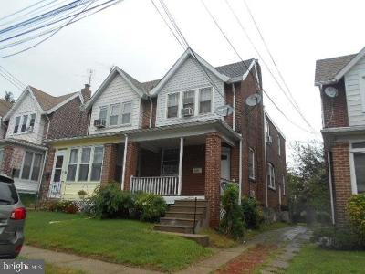 Delaware County Single Family Home For Sale: 217 Wolfenden Avenue