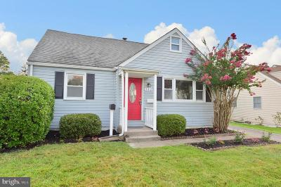 Delaware County Single Family Home For Sale: 112 Upland Road