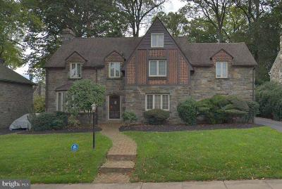 Delaware County Single Family Home For Sale: 1216 Lindale Avenue