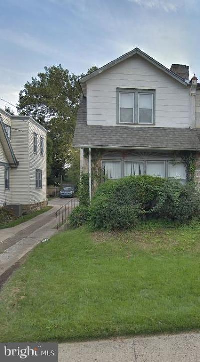 Lansdowne Single Family Home For Sale: 118 E Stewart Avenue
