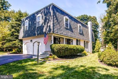 Wayne Single Family Home For Sale: 493 Saint Davids Avenue
