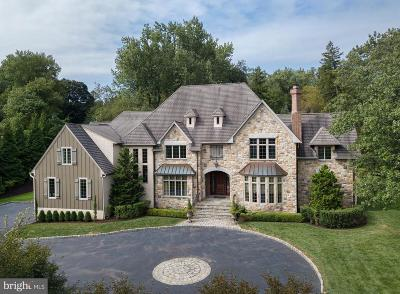 Haverford Single Family Home For Sale: 50 Cambridge Road
