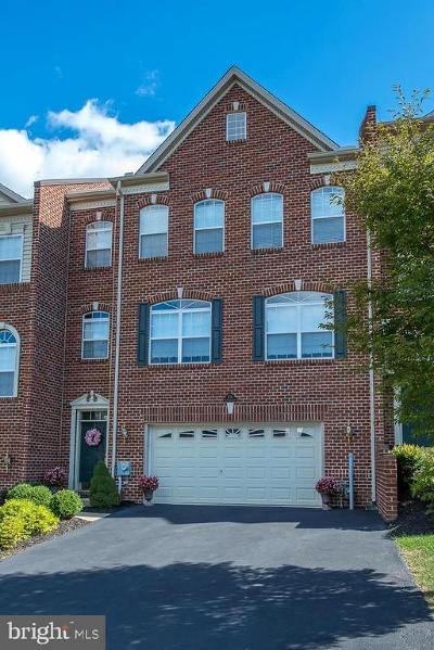 Garnet Valley Townhouse For Sale: 3130 Fieldstone Court