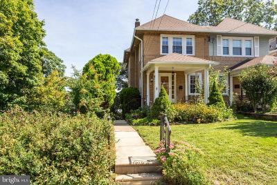 Havertown Single Family Home For Sale: 57 Waverly Road