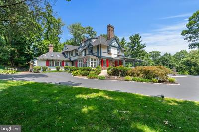 Wayne Single Family Home For Sale: 465 Belrose Lane