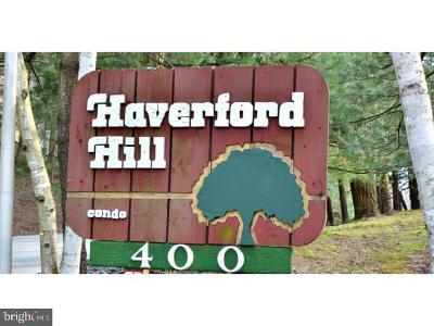 Havertown Condo For Sale: 400 Glendale Road #J13