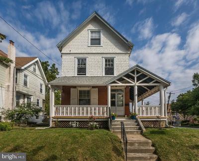 Lansdowne Single Family Home For Sale: 29 E Stratford Avenue