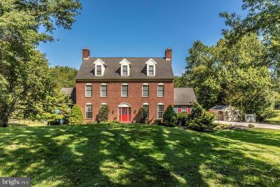 Delaware County Single Family Home For Sale: 4203 Goshen Road