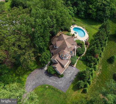 Delaware County Single Family Home For Sale: 215 Radnor Chester Road