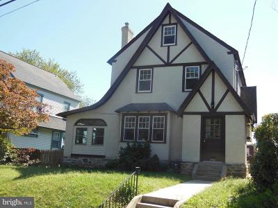 Delaware County Single Family Home For Sale: 2418 Linden Drive