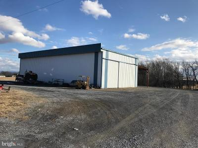 Franklin County Commercial For Sale: 7612 Maclays Mill Road
