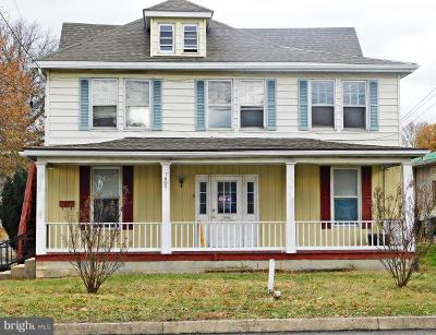 Waynesboro Commercial For Sale: 1809 E Main Street E