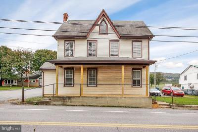 Waynesboro Multi Family Home For Sale: 8142 Anthony Highway