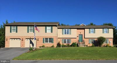 Chambersburg Single Family Home For Sale: 704 Cresson Drive