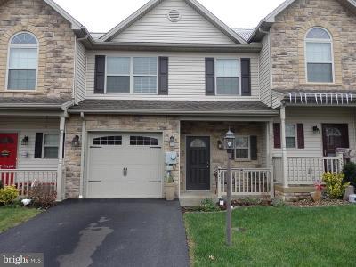 Waynesboro Townhouse For Sale: 427 Tritle Avenue