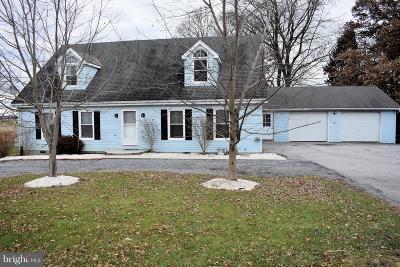 Mercersburg Single Family Home For Sale: 5220 Mercersburg Road