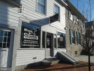 Mercersburg Commercial For Sale: 17 S Main