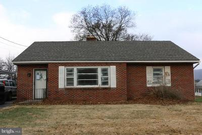 Franklin County Single Family Home Under Contract: 1 Bennett Avenue