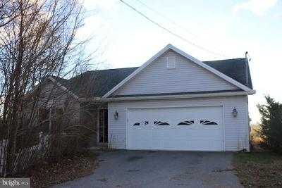 Franklin County Single Family Home Under Contract: 1868 Leedy Drive