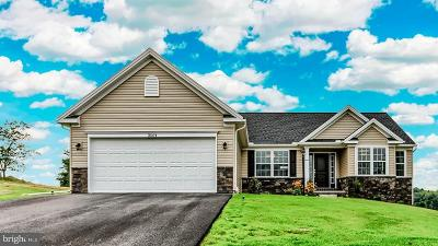 Fayetteville Single Family Home For Sale: 3504 Mountain Shadow Drive