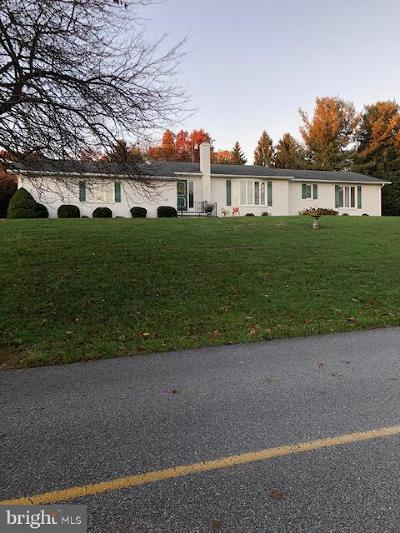 Chambersburg Single Family Home For Sale: 353 Briar Lane