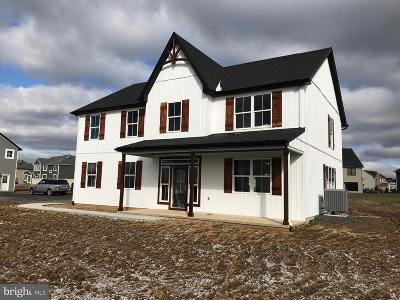 Chambersburg Single Family Home For Sale: 2372 Somerset Road