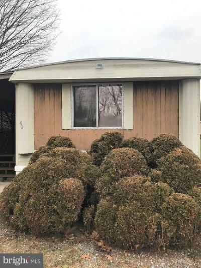 Shippensburg Single Family Home Under Contract: 7500 Molly Pitcher Highway #LOT 40