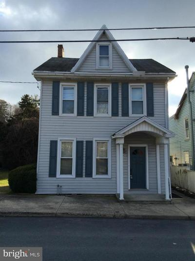 Waynesboro Single Family Home Active Under Contract: 40 N Broad Street
