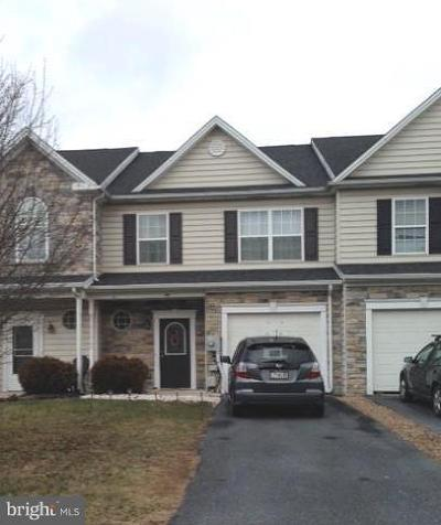 Chambersburg Townhouse Under Contract: 234 Whitley
