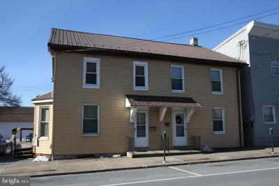 Greencastle Multi Family Home For Sale: 17 South Washington Street