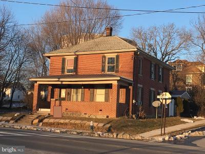 Chambersburg Single Family Home Active Under Contract: 500 N Franklin Street