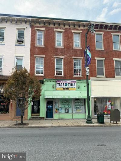 Chambersburg Commercial For Sale: 103 S Main Street